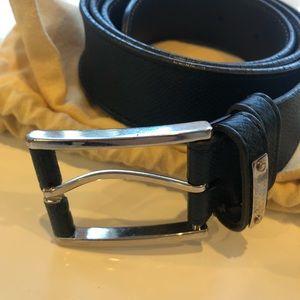 501ec97a64ab Louis Vuitton Accessories - Louis Vuitton men s belt Legend 35MM tiaga  leather
